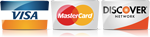 visa,mastercard,discover