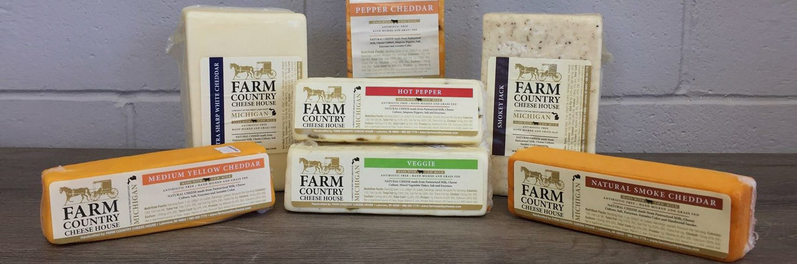 Farm Country Cheese House Lakeview Mi